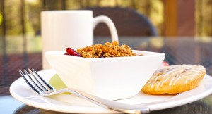 petit-déjeune holiday inn express
