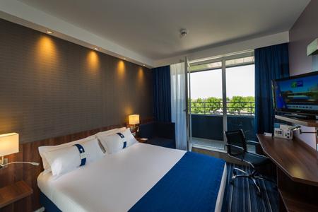 Chambre Double avec vue et balcon