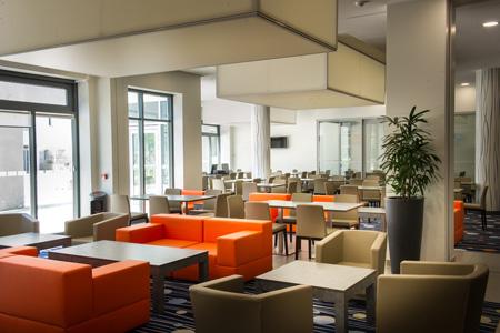 Le Lobby côté restaurant