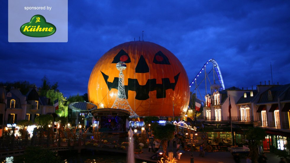 EuropaPArk célèbre Halloween