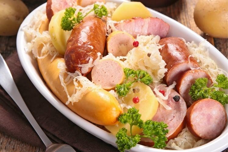 gastronomie alsacienne holiday inn express strasbourg centre