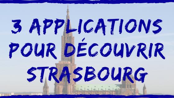 Application pour découvrir Strasbourg - Schlouk Map - Soul.City - Marché de Noël