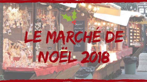 bannière article marché de Noël 2018 à Strasbourg