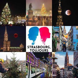 best nine Instagram Strasbourg eurometropole
